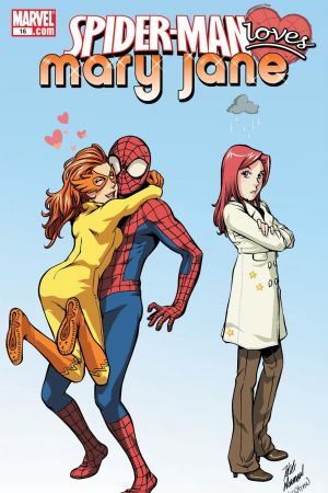Spider-Man Loves Mary Jane #16