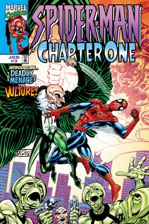 Spider-Man: Chapter One (1998) #3