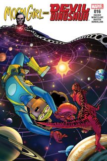 Moon Girl and Devil Dinosaur (2015) #16