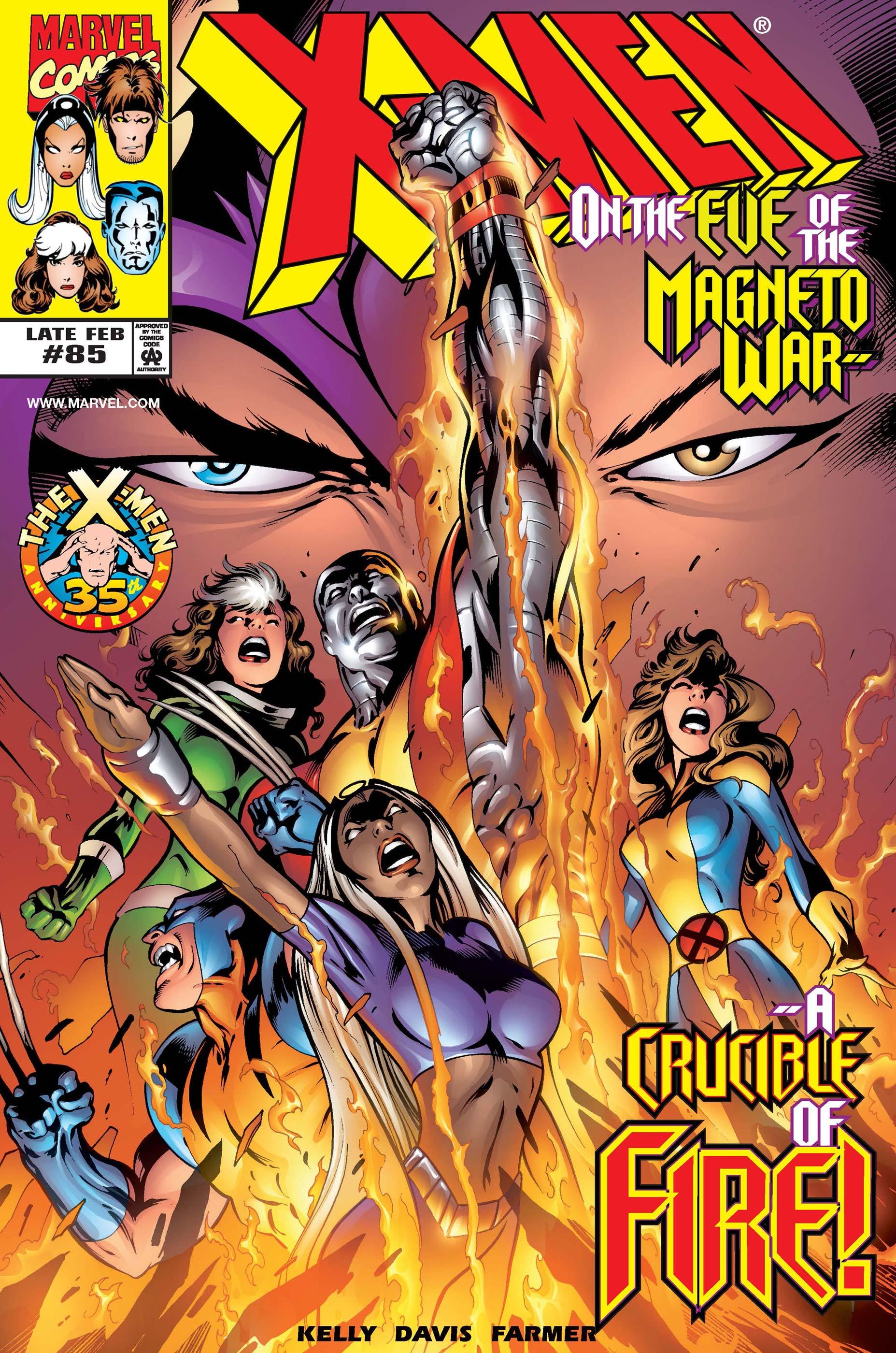 X-Men (1991) #85