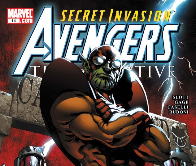 AVENGERS: THE INITIATIVE (2007) #14