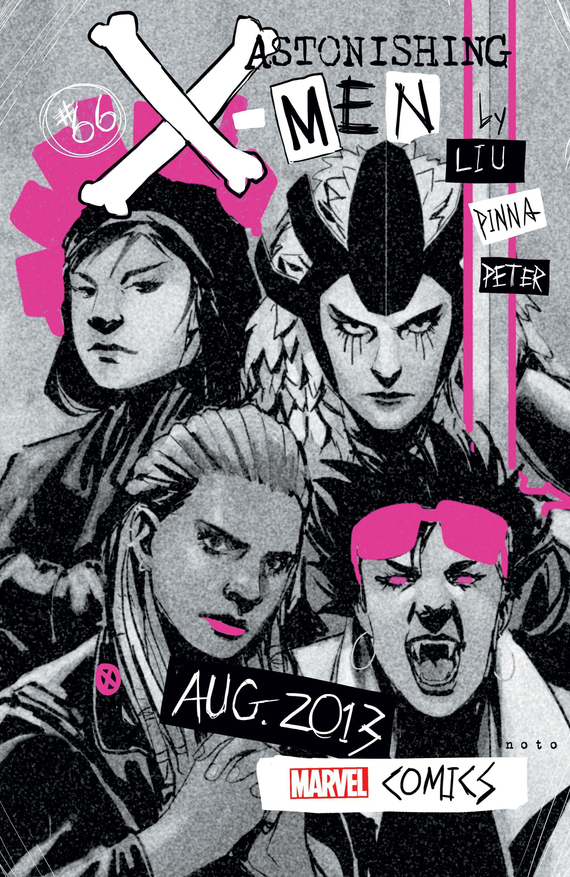 Astonishing X-Men (2004) #66