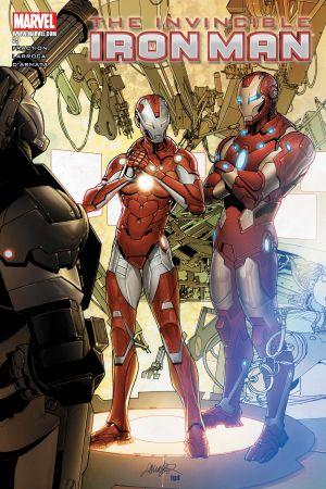 Invincible Iron Man #29