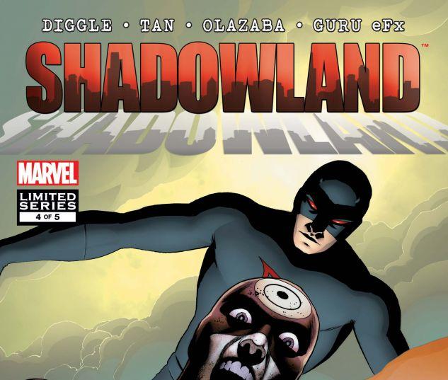 Shadowland (2010) #4