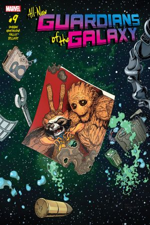 All-New Guardians of the Galaxy (2017) #9