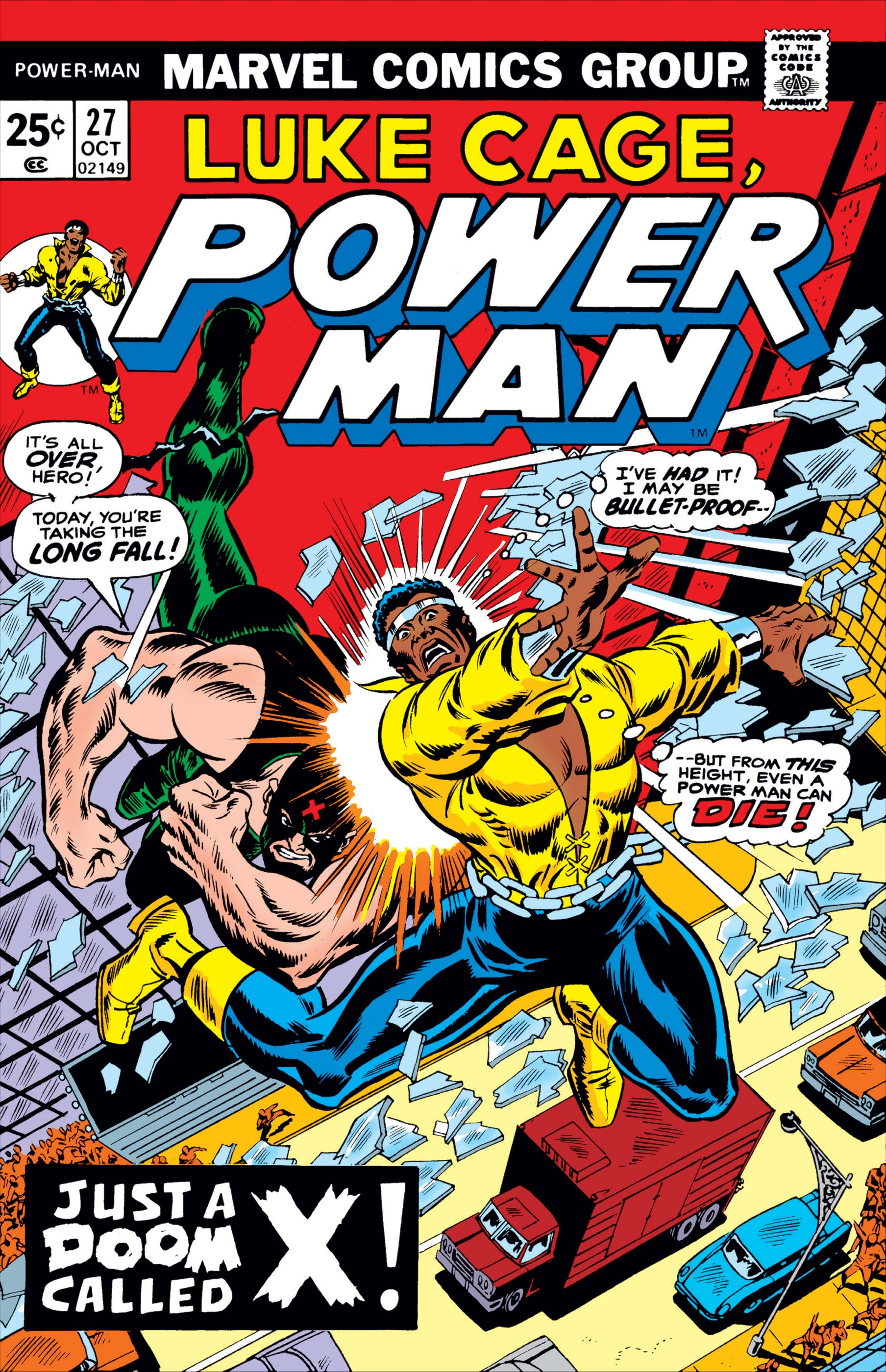 Power Man (1974) #27