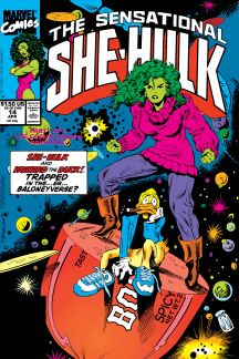 Sensational She-Hulk (1989) #14