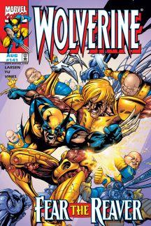 Wolverine #141