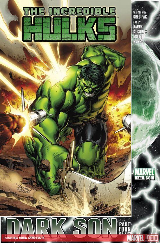 Incredible Hulks (2009) #615