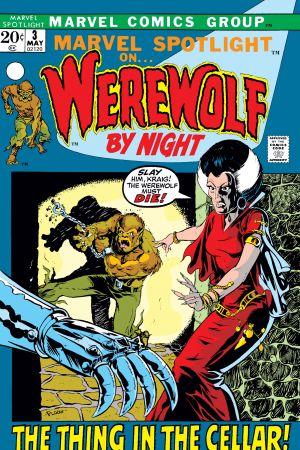 Marvel Spotlight (1971) #3