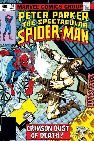 Peter Parker, the Spectacular Spider-Man (1976) #30
