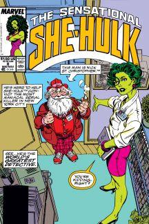 Sensational She-Hulk (1989) #8