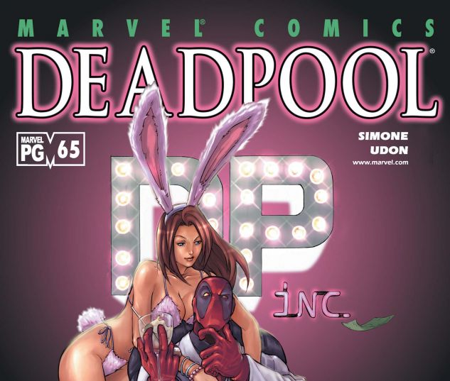 DEADPOOL (1997) #65