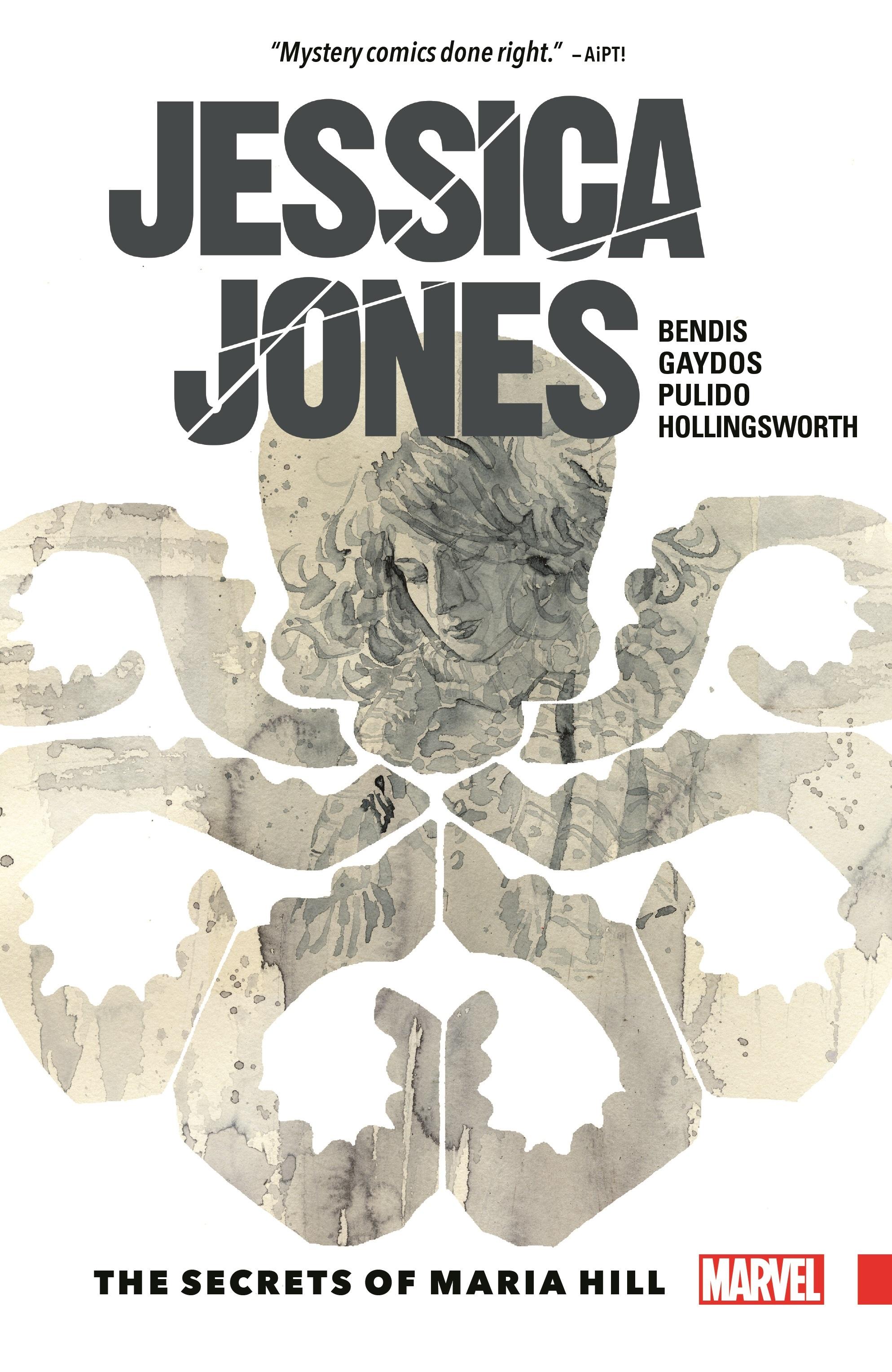 Jessica Jones Vol. 2: The Secrets of Maria Hill (Trade Paperback)