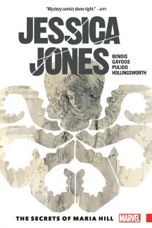 Jessica Jones Vol. 2: The Secrets of Maria Hill (Trade Paperback)