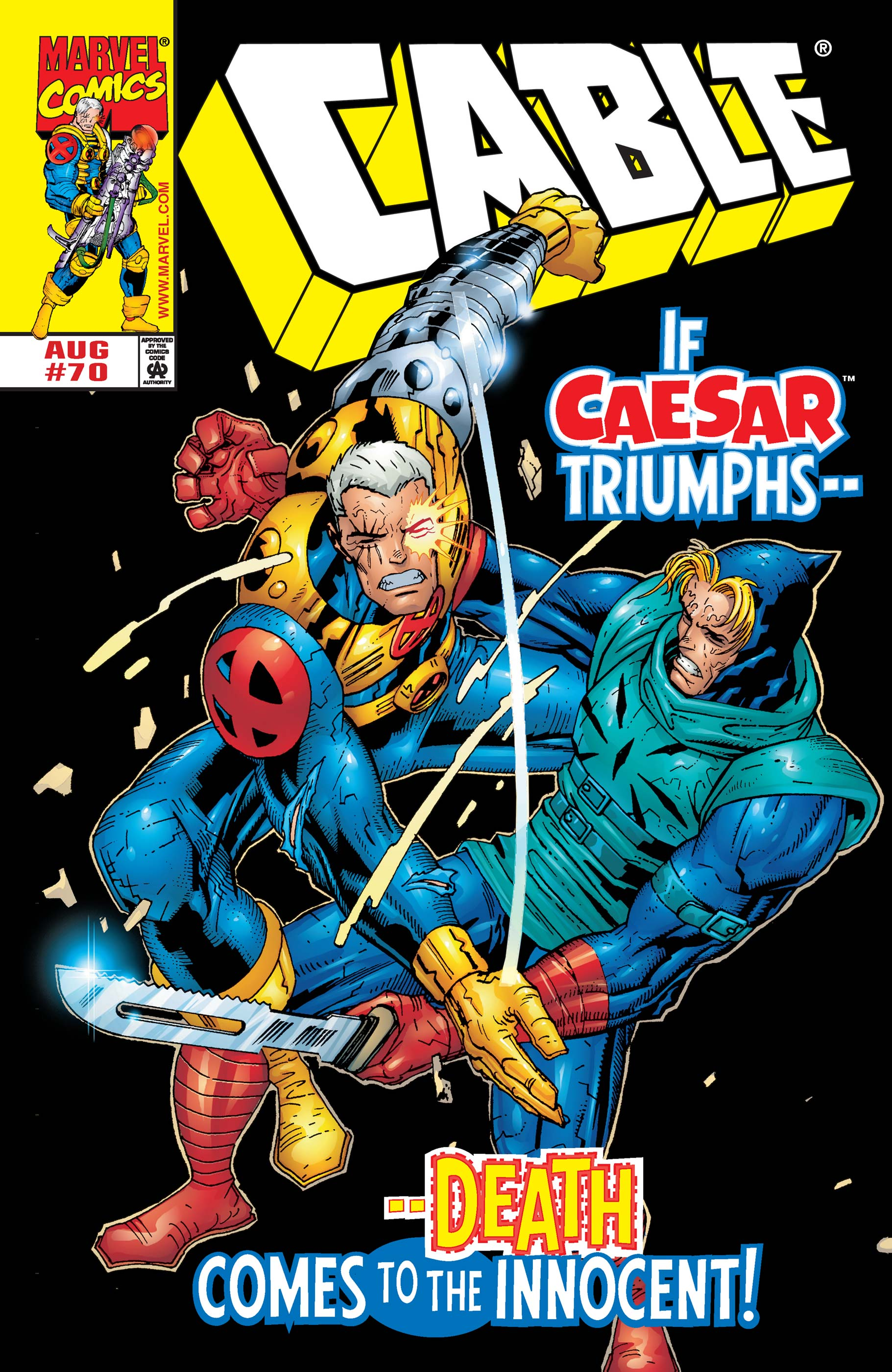 Cable (1993) #70