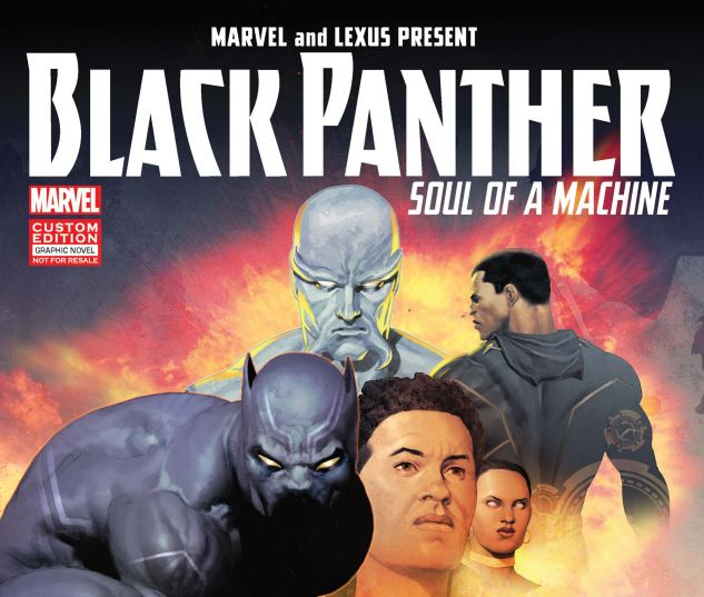 cover from CUSTOM PROMO LEXUS 2017-2018 BLACK PANTHER GN (2018) #1