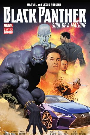 Black Panther: Soul of a Machine ()