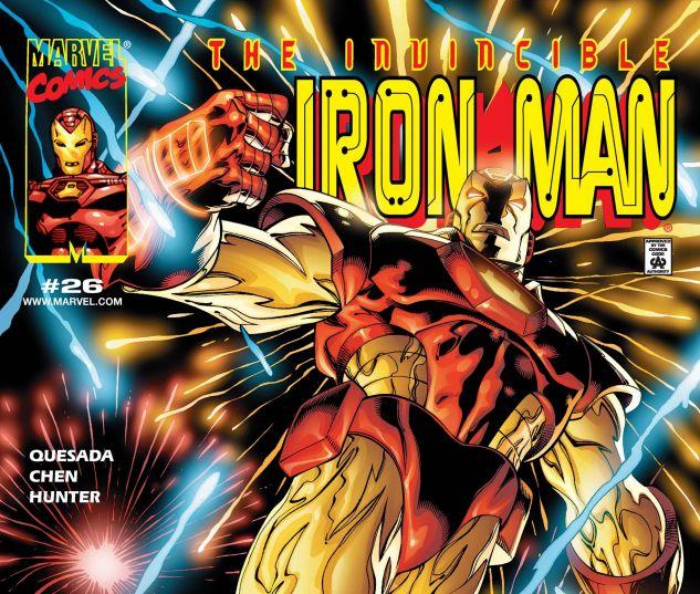 IRON MAN (1998) #26