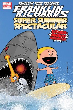 Franklin Richards: Super Summer Spectacular #1