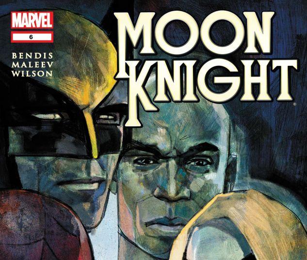 Moon Knight (2010) #6