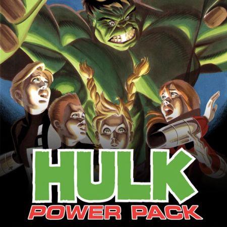 Hulk and Power Pack (2007)