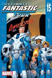 Ultimate Fantastic Four (2003) #15