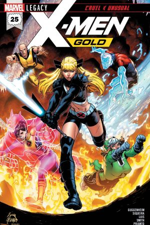 X-Men: Gold #25