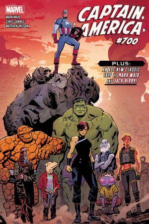 Captain America (2017) #700
