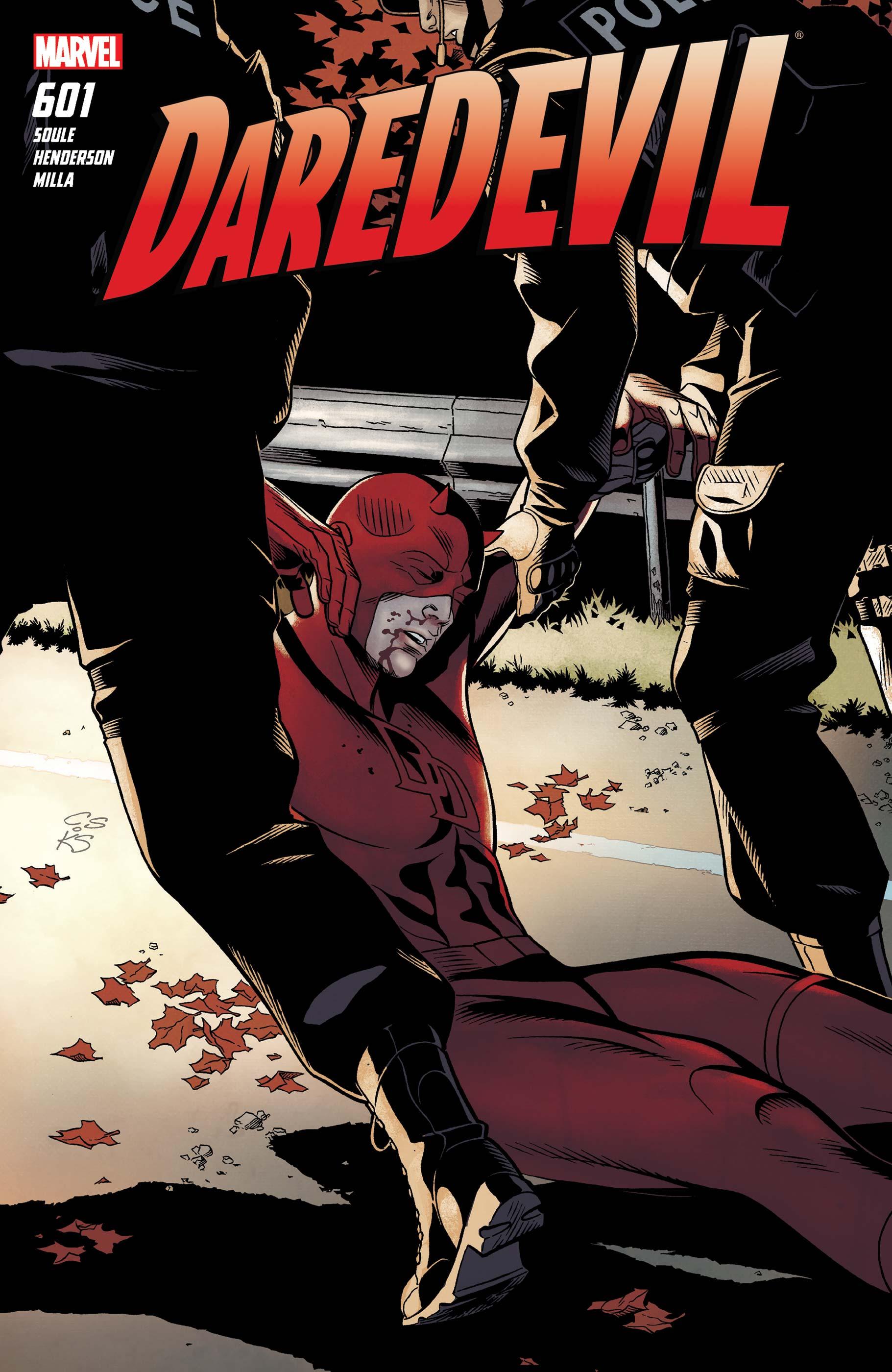 Daredevil (2015) #601