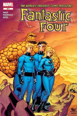 Fantastic Four #511