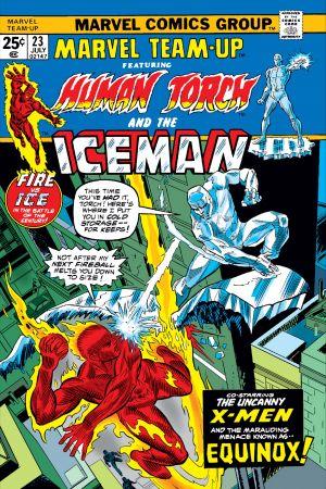 Marvel Team-Up (1972) #23