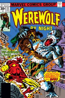 Werewolf By Night #43