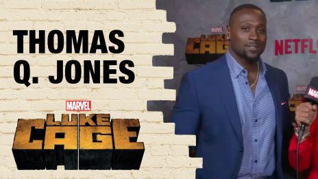 Thomas Q Jones on Comanche's Bond Wit