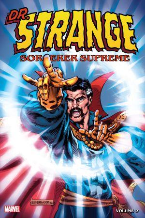 Doctor Strange, Sorcerer Supreme Omnibus Vol. 2 (Hardcover)