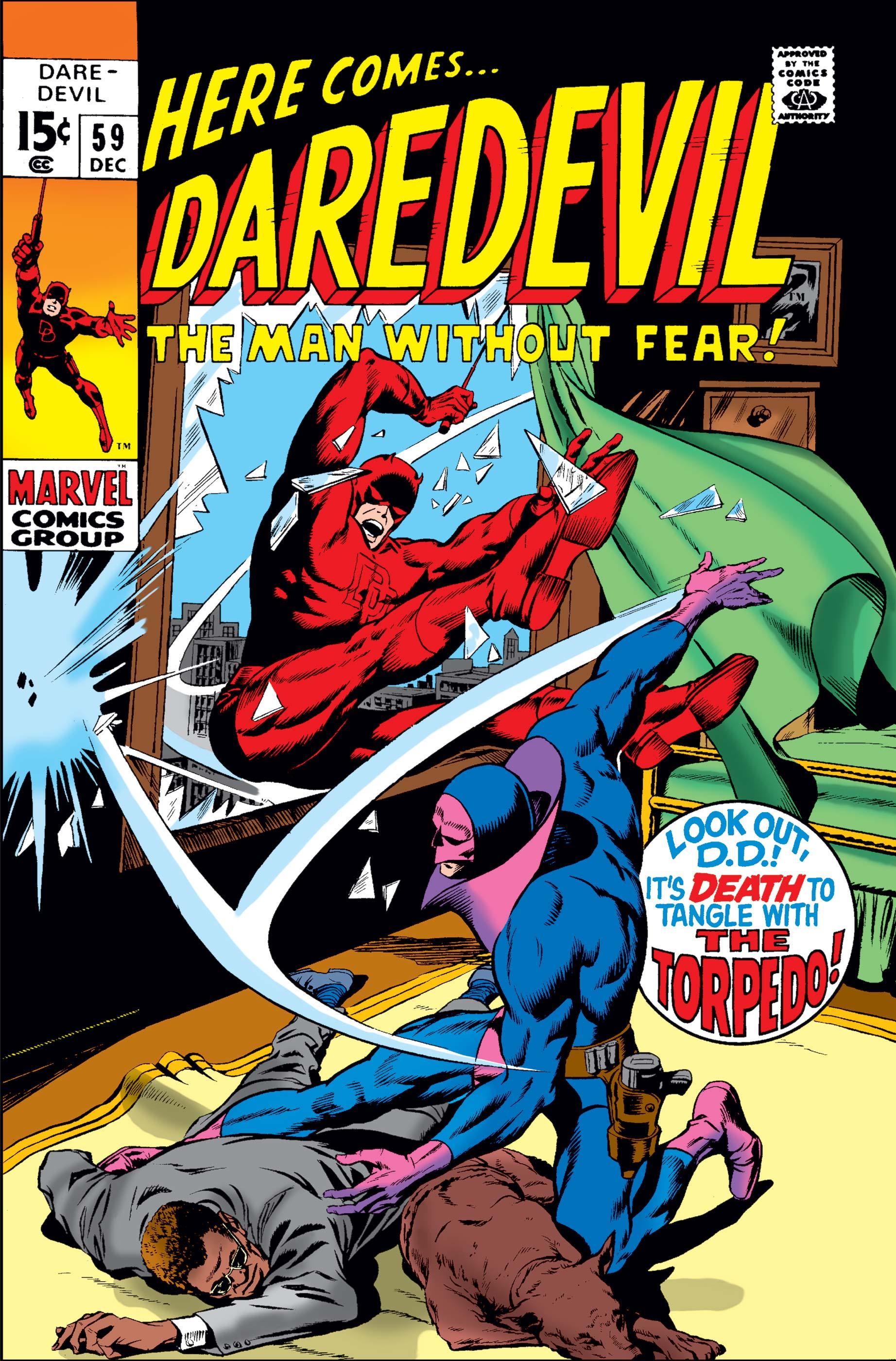 Daredevil (1964) #59