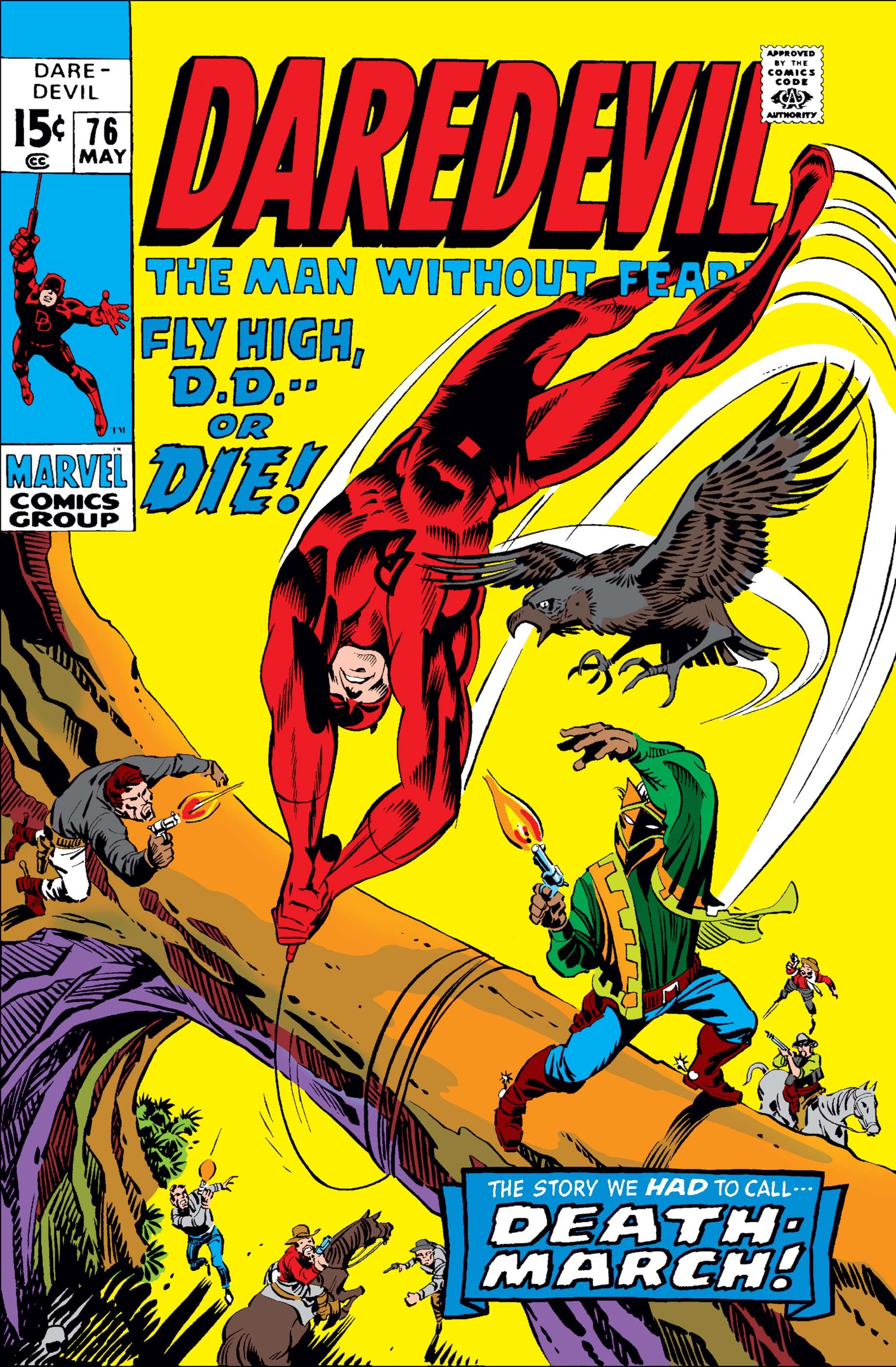 Daredevil (1964) #76