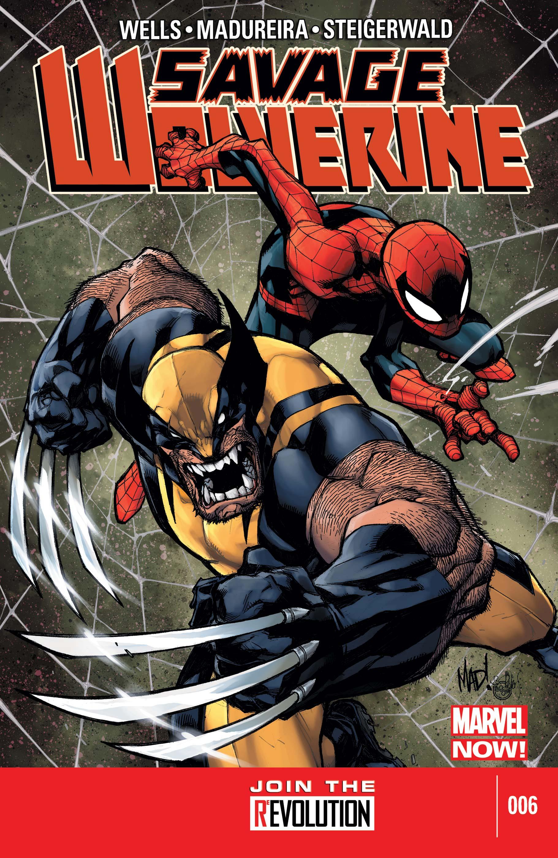 Savage Wolverine (2013) #6