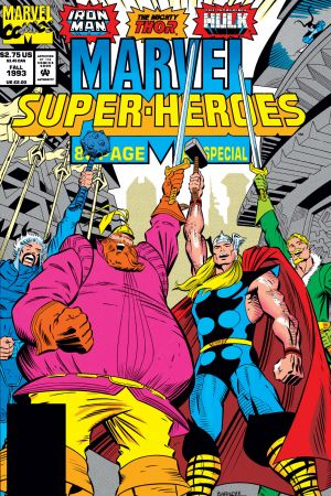 Marvel Super Heroes #15