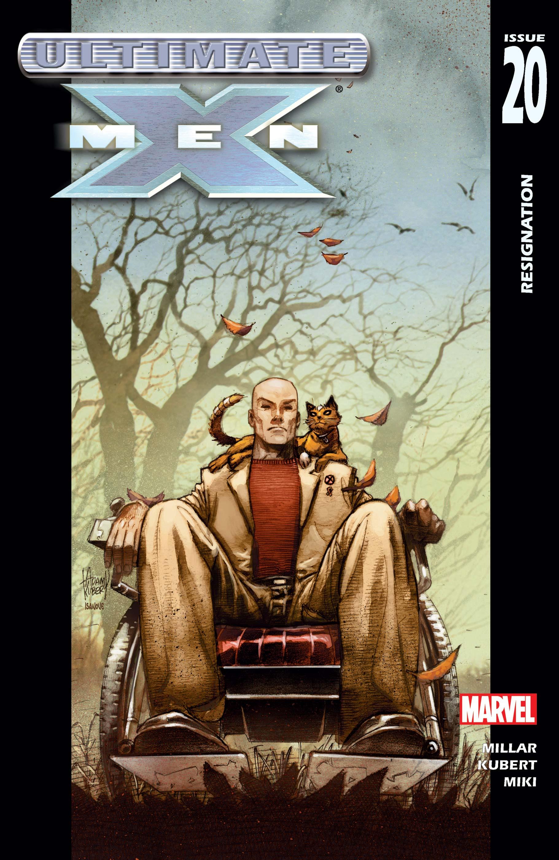 Ultimate X-Men (2000) #20