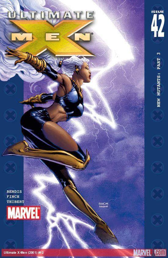 Ultimate X-Men (2001) #42