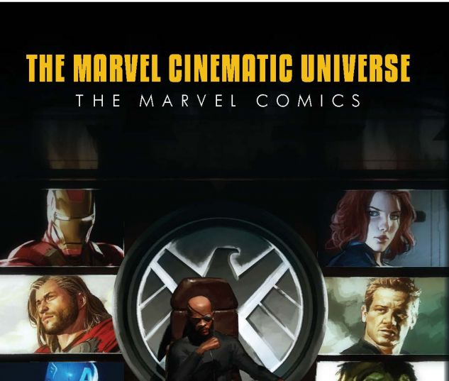 THE MARVEL CINEMATIC UNIVERSE: THE MARVEL COMICS OMNIBUS HC (2018) #1