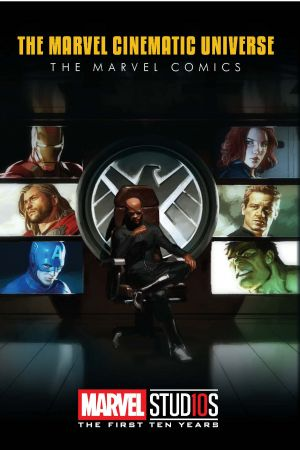 THE MARVEL CINEMATIC UNIVERSE: THE MARVEL COMICS OMNIBUS HC (Hardcover)