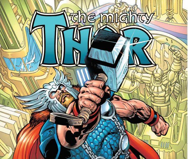 THOR: HEROES RETURN OMNIBUS VOL. 2 HC (2018) #2
