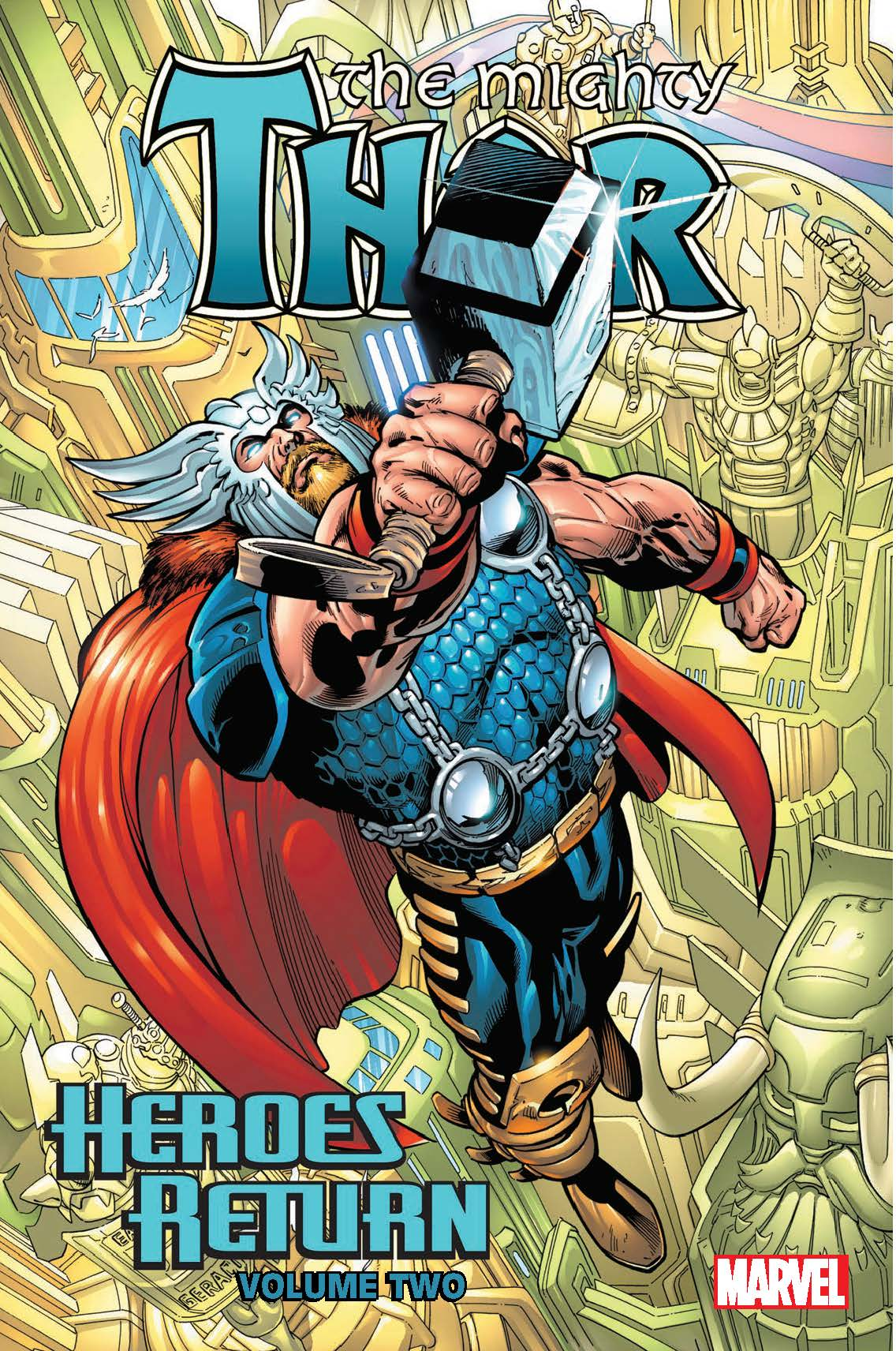 THOR: HEROES RETURN OMNIBUS VOL. 2 HC (Hardcover)