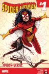 cover from Spider-Woman (2014) #1