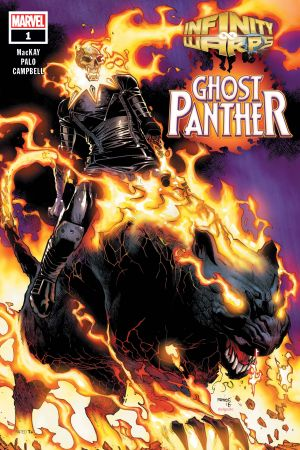 Infinity Wars: Ghost Panther (2018) #1