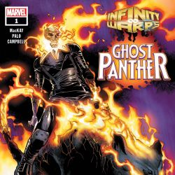 Infinity Wars: Ghost Panther