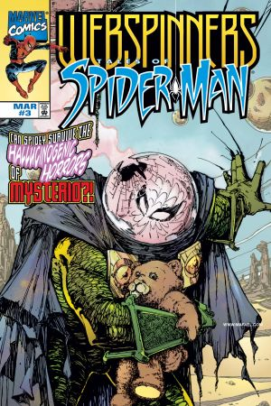 Webspinners: Tales of Spider-Man #3