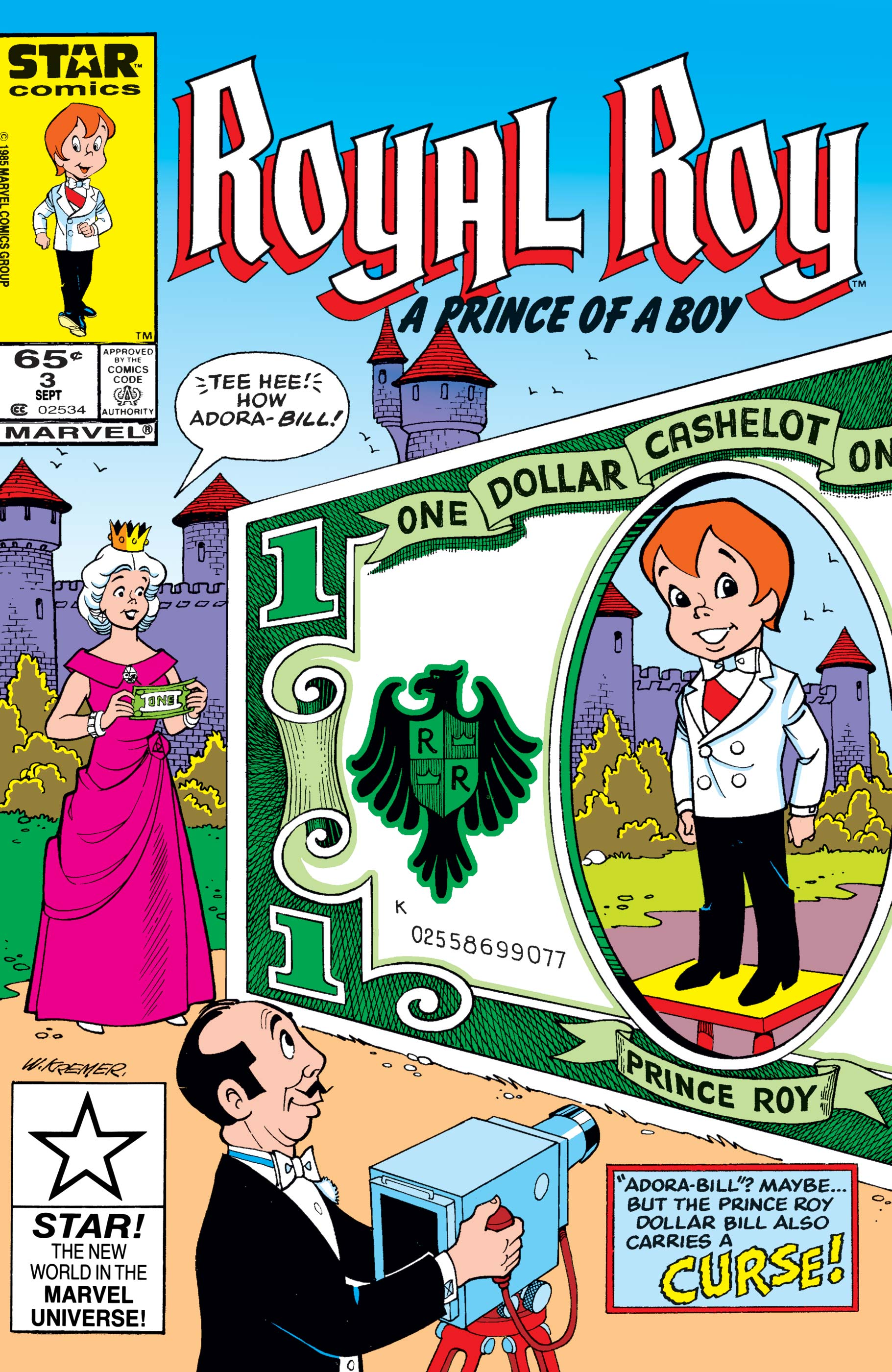 Royal Roy (1985) #3